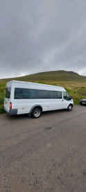 AERO TRAVEL (BHX) LTD Minibus hire with driver 16 seater travel