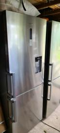 Samsung fridge freezer (70cm wide) in perfect condition