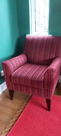 Next Alfie armchair chair