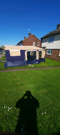 Trigano trailer tent 6-8 birth 2014-2015