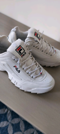 Fila disrupter mens trainers size 11.5