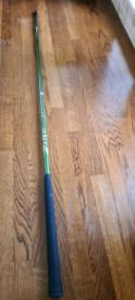 Golf driver shaft