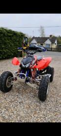 Quad bike Honda trx 450R Race Quad. Ltz,ltr,yfz,banshee,kx,cr,rmz,van