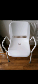 Mobility aid bathing shower chair vgc