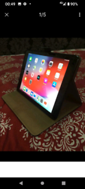 Apple iPad air 32GB WiFi in excellent condition