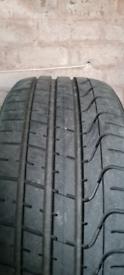 245/45/18 Pirelli P Zero 100Y