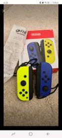 Nintendo switch joy sticks