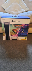 Ps5 disc edition ratchet and clank bundle playstation 5 disk