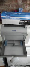EPSON EPL 6200 Printer. Free