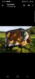 Trailer tent