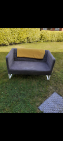 KNOPPARP IKEA 2 seater sofa