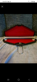 Coat hanger safe very rare