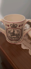 Royal Doulton Coronation Loving Cup