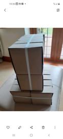 Brand new small postage boxes ebay amazon etc