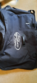 Free baby jogger carry bag