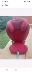 Britax Römer KIDFIX SL Group 2-3 (15-36kg) Car Seat - Fire Red