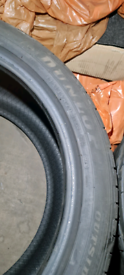 315/35/20 Dunlop SP Sport Maxx GT Run Flat Tyre