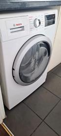 Bosch washing machine and dryer series 6 refurbished