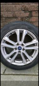 Ford 18 inch alloys