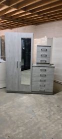 Assembled Bedroom furniture sets
