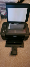 Canon Pixma MG4250 All-in-One Inkjet Printer, will need new ink