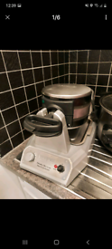 Waring double waffle maker