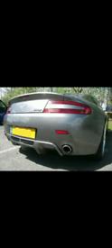 Aston Martin rear diffuser