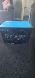 Logitech G29 PS4/PS3