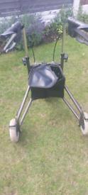 Walking aid 3 wheel mobility