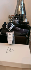 Adidas Originals x Pharrell Williams Hu NMD Size: 10 black