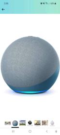 For sale Brand new echo Alexa in Box