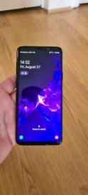 Samsung Galaxy S9+ Plus unlocked 120 no offers!