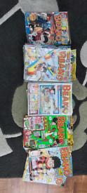 Beano comics bundle