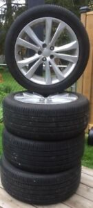 2013 Subaru Legacy Tires and Rims