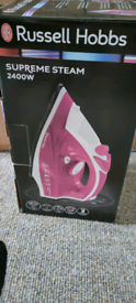 Russel Hobbs Steam Iron ** up for grabs**