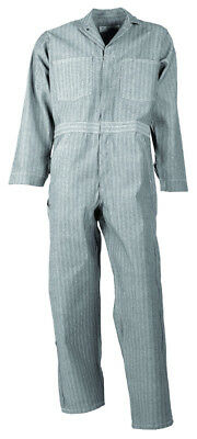 Universal Overall Company Cotton Long-Sleeve Coverall Mechanic 740-Z Zipper  Cotton Long Sleeve Overalls