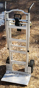 3 in 1 ALUMINUM HAND TRUCK CART DOLLY