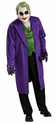 Batman Joker Herrenkostüm NEU - Herren Karneval Fasching Verkleidung Kostüm