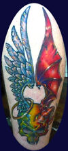 Tattoo Work in Professional studio,by Multi-Award Winning artist Petrie Pine Rivers Area Preview