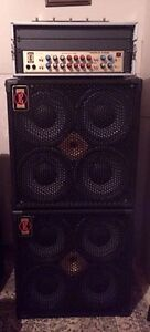 Professional Bass Amp - Eden WT-1205 and 2 x D410T cabinets