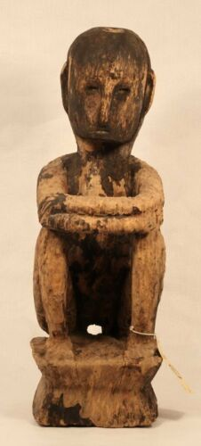 Philippines early  Bulul Rice harvest God sculpture