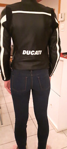 Jacket moto Ducati