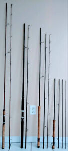 SALMON & TROUT FISHING GEAR. RODS REELS LURES TACKLES & MORE.
