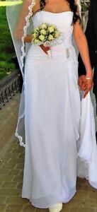 "EMPIRE du MARIAGE ""PARIS COLLECTION"" WEDDING DRESS"