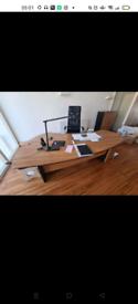 Executive desk office desk