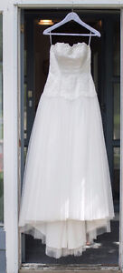 Wedding dress, Luna Novias, TAMAR, size 10