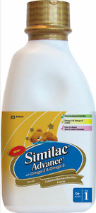 Lait similac advance enrichi de fer