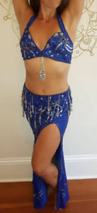 Very cheap! Beautiful professional belly dancing costume