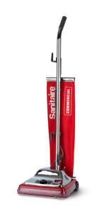 Sanitaire SC886E Upright Vacuum with Shake Out Bag
