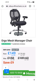 Gaming/office Chair